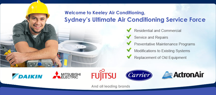 Keeley Air Conditioning